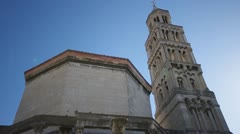 Split - Croatia Stock Footage