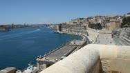 Stock Video Footage of Maltese Strait