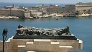 Stock Video Footage of Valletta