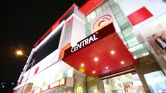 Mumbai Mall - stock footage