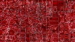 LoopNeo VJ Loops HD 1920X1080 - Circuits - 18 Stock Footage