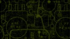 LoopNeo VJ Loops HD 1920X1080 - Circuits - 22 Stock Footage