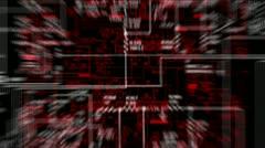 LoopNeo VJ Loops HD 1920X1080 - Circuits - 29 Stock Footage
