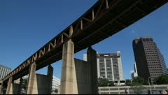 Memphis Suspension Railway Stock Footage