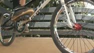 BMX Bike Racing, Dirt Bikes, Dirt Track Stock Footage