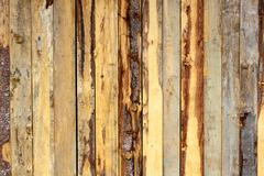 rough and tumble wooden texture - stock photo