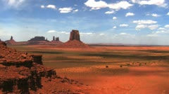 Monument Valley, USA, Time lapse Stock Footage