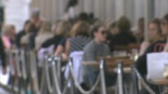 SEATED CROWD Stock Footage