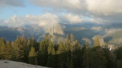 Sentinel Dome Stock Footage