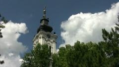Orthodox Church Stock Footage