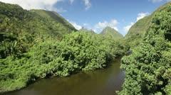 Tahiti - stock footage