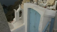 Santorini Greek Islands Stock Footage