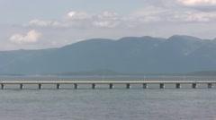 Polson Bridge TL 001 by dwking Stock Footage