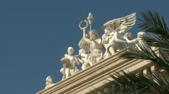 Caesars Palace Stock Footage