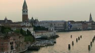 Stock Video Footage of Aerial view of Venice