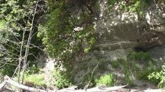 Soil Strata Stock Footage