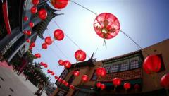 Chinatown LA 06 HD - stock footage