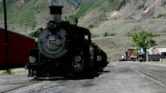 Steam Train 3 - stock footage