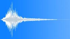 X-ray resonance shot - sound effect