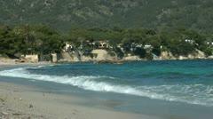 Costa de los Pinos, Mallorca Stock Footage