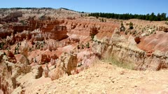 Bryce Canyon National Park - Vista 14 Stock Footage