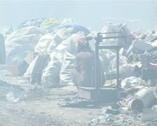Garbage Stock Footage