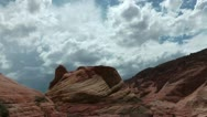 Western U.S. Hikes, Canyons, Deserts Stock Footage