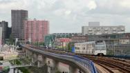 Rotterdam Public Transport Stock Footage