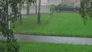 Stock Video Footage of rain