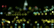 Stock Video Footage of 4K Soft City Bokeh