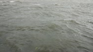 Rough Water Stock Footage