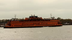Staten Island Ferry.clip.52 Stock Footage