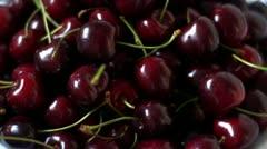 HD1080p Fresh cherry - stock footage