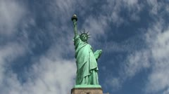 Statue of Liberty (NYC) Stock Footage