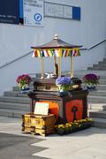 Japanese temple / shrine Stock Photos