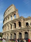 The Colosseum. Stock Photos