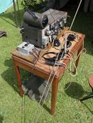 Radio equiptment Stock Photos