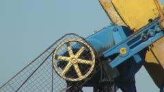 Oil Pump, Close Up Stock Footage