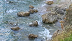 Rocky formation Stock Footage