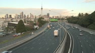 Stock Video Footage of Auckland, New Zealand