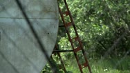 Abandoned area Stock Footage