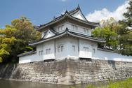 Nijojo temple in Kyoto Stock Photos