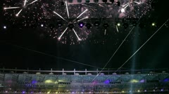 Stadion - stock footage