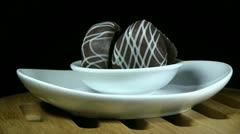 Chocolate,bonbons Stock Footage