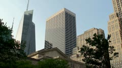 Bank of America Tower at Midtown Manhattan (NYC) Stock Footage