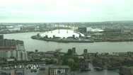 London O2 Arena Stock Footage
