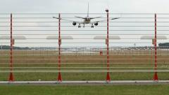 FRAPORT RUNWAY 01 Stock Footage