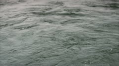 A sailing-boat, Stockholm archipelago Stock Footage