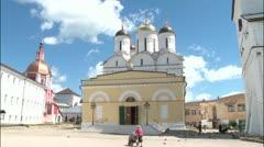 Borovsk Stock Footage