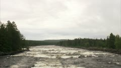 A river Stock Footage